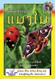 YELLOW BOOK ABOUT INSECTS: a book that needs a sponsor.